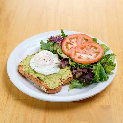 avocado toast | Batter up Pancakes
