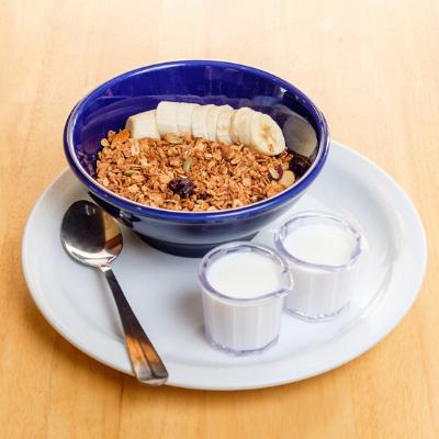 Granola Cereal | Batter Up Pancake