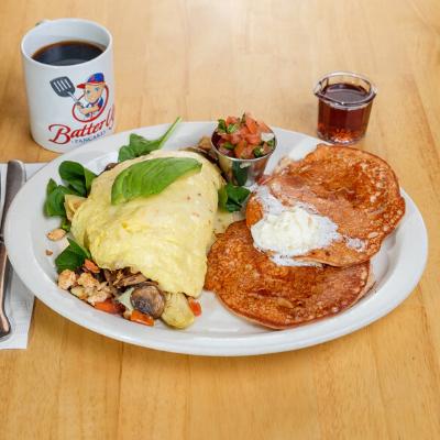 Omelette | Batter Up Pancakes