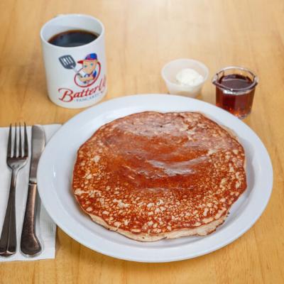 gluten free pancakes | batter up pancakes